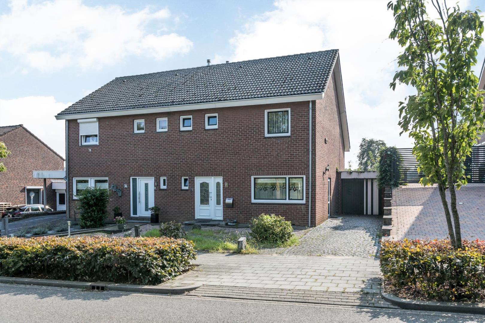House for sale Raadhuisstraat 32 Merkelbeek